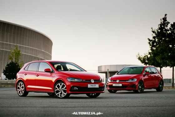Volkswagen Golf GTI vs Polo GTI