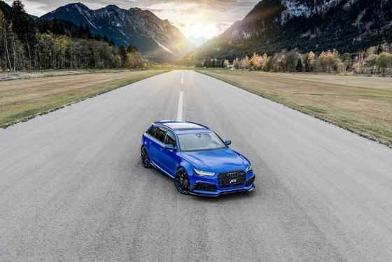 ABT RS6+ Nogaro Edition (2018)