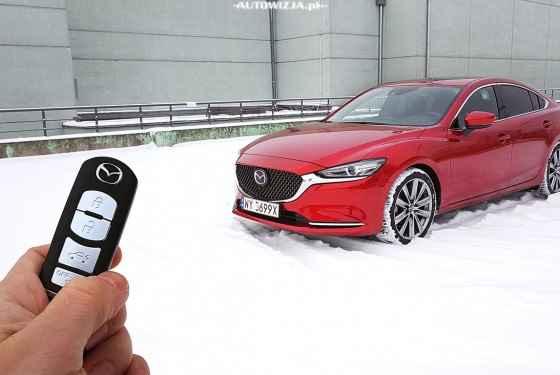 Nowa Mazda 6 2.5 194 KM