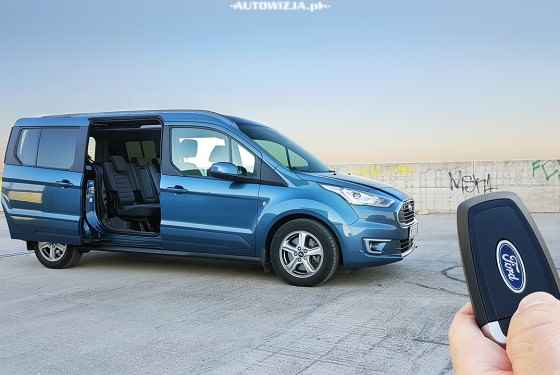 Ford Grand Tourneo Connect 1.5 EcoBlue 120