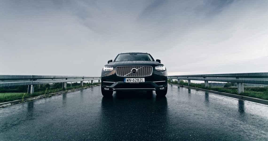 Volvo XC90 Inscription D5