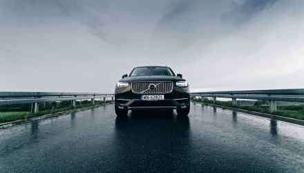 Volvo XC90 Inscription D5