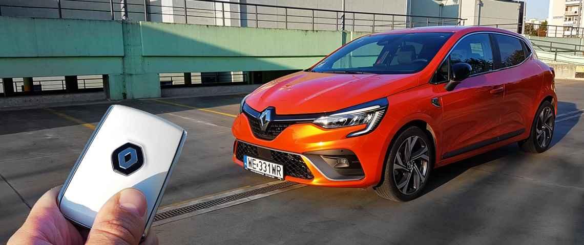 Nowe Renault Clio