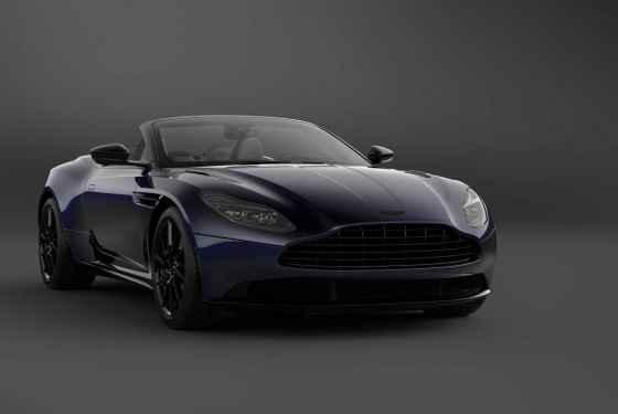 Aston Martin DB11 Volante Shadow Edition (2020)