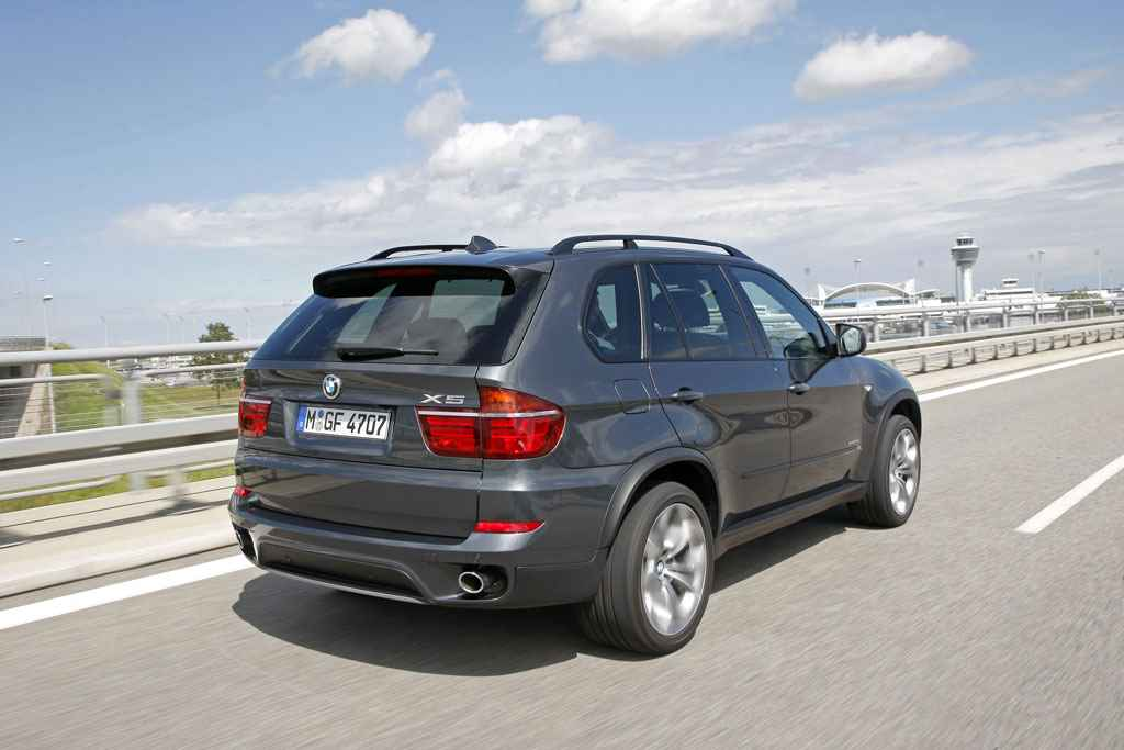bmw x5 exclusive edition motoryzacja. Black Bedroom Furniture Sets. Home Design Ideas