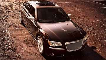 Chrysler 300 Luxury Edition - alternatywa dla prezesa