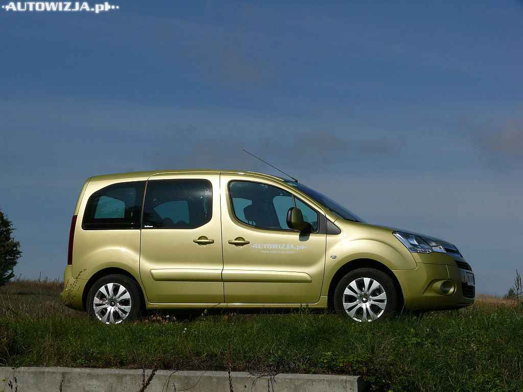 citroen berlingo 1 6 hdi auto test motoryzacja. Black Bedroom Furniture Sets. Home Design Ideas