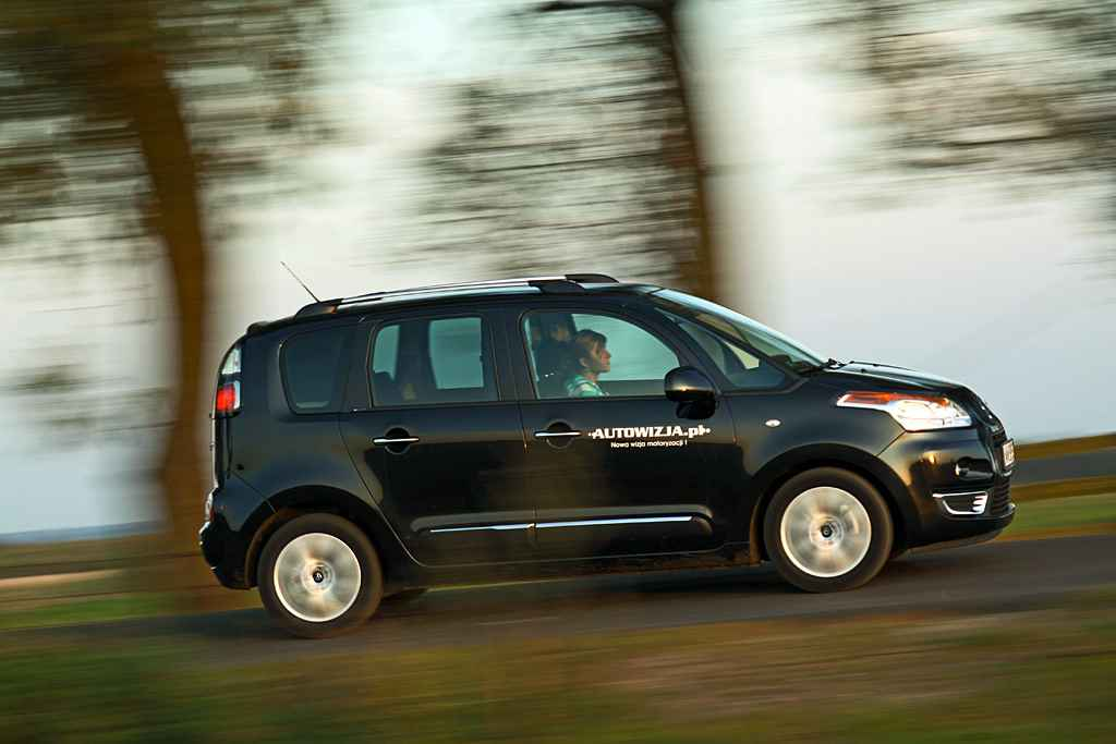 citroen c3 picasso 1 6 hdi auto test motoryzacja. Black Bedroom Furniture Sets. Home Design Ideas