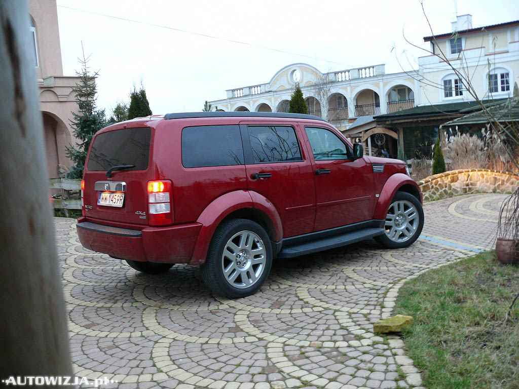 dodge nitro 2 8 crd auto test motoryzacja. Black Bedroom Furniture Sets. Home Design Ideas