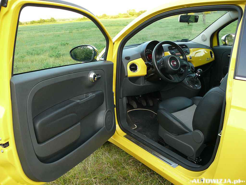 Zaktualizowano Fiat 500 1.3 MultiJet - AUTO TEST - AUTOWIZJA.pl - Motoryzacja IG48
