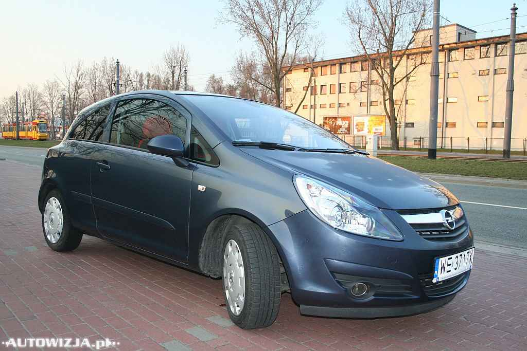 opel corsa d 1 3 cdti auto test motoryzacja. Black Bedroom Furniture Sets. Home Design Ideas