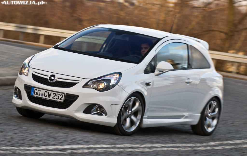 opel corsa d opc facelifting auto test. Black Bedroom Furniture Sets. Home Design Ideas