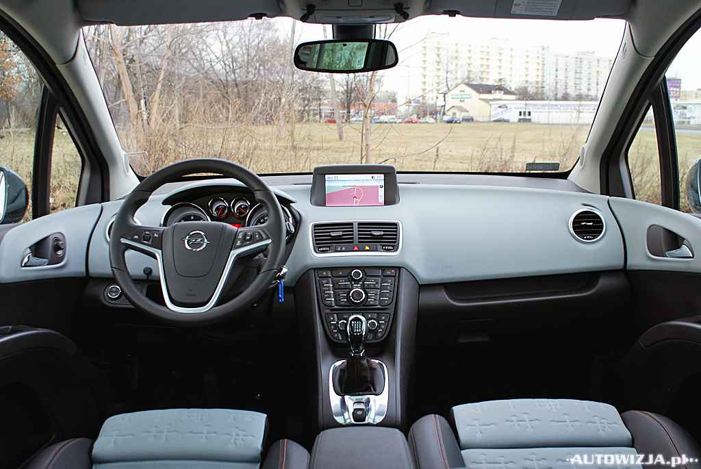 opel meriva 1 7 cdti cosmo auto test motoryzacja. Black Bedroom Furniture Sets. Home Design Ideas