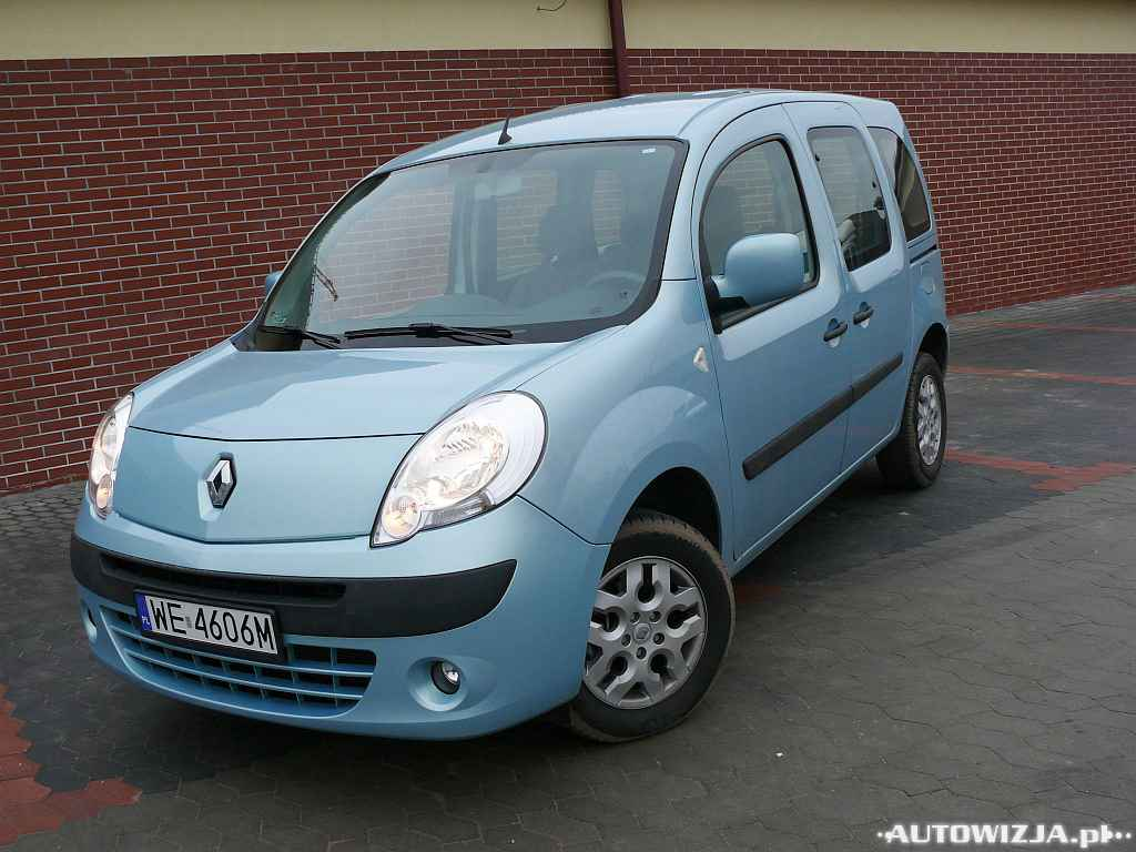 renault kangoo 1 5 dci auto test motoryzacja. Black Bedroom Furniture Sets. Home Design Ideas