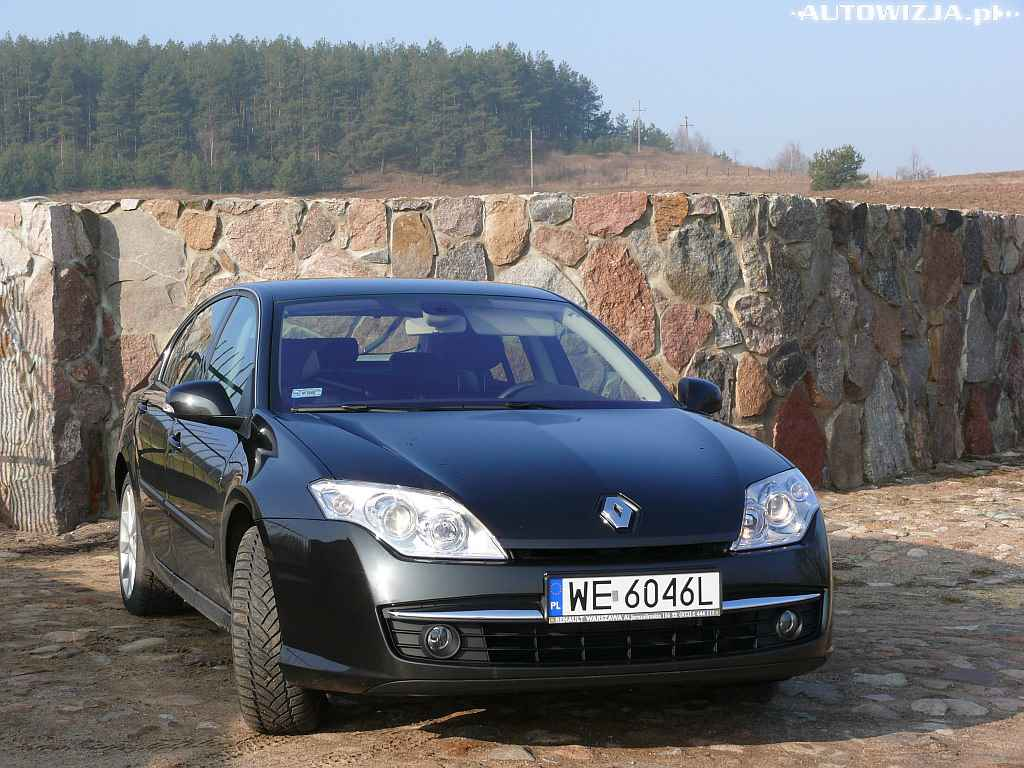 renault laguna iii 2 0 dci manual auto test motoryzacja. Black Bedroom Furniture Sets. Home Design Ideas