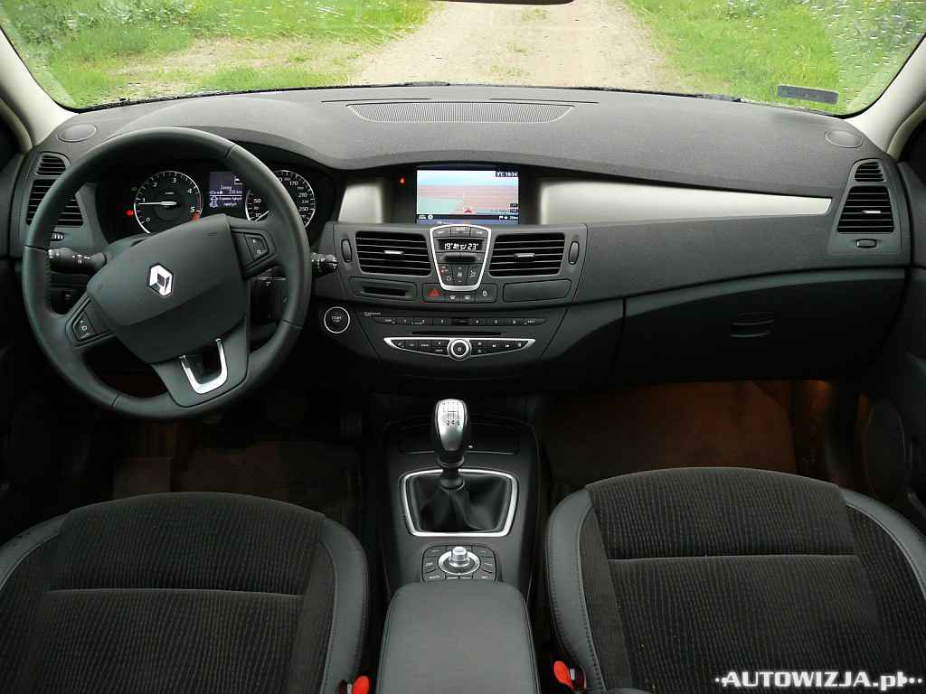 renault laguna iii grandtour 2 0 dci auto test motoryzacja. Black Bedroom Furniture Sets. Home Design Ideas