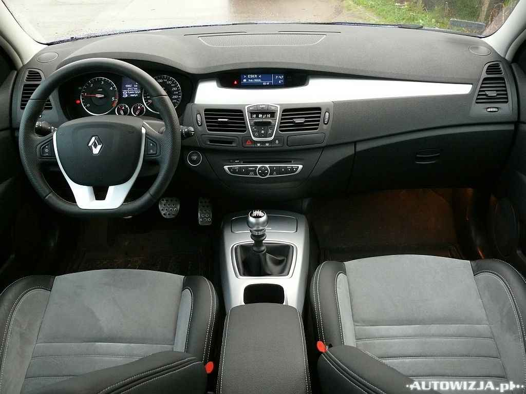 renault laguna iii gt 2 0 dci auto test motoryzacja. Black Bedroom Furniture Sets. Home Design Ideas