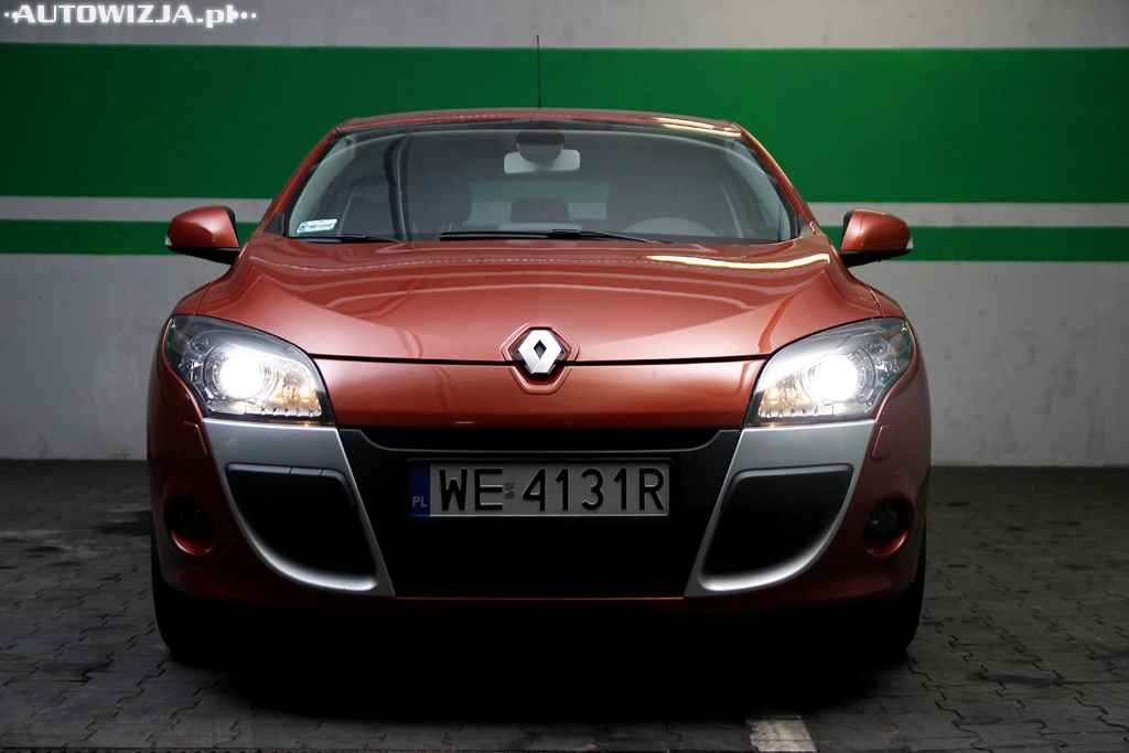 renault megane coupe 1 9 dci auto test motoryzacja. Black Bedroom Furniture Sets. Home Design Ideas