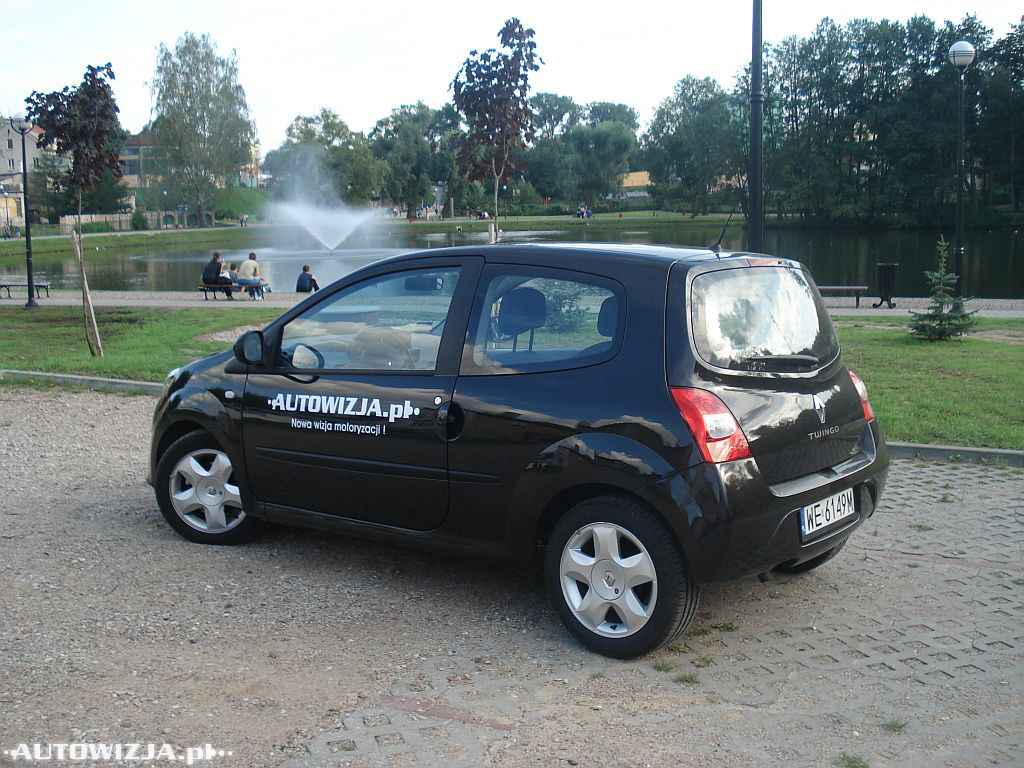 renault twingo 1 2 auto test motoryzacja. Black Bedroom Furniture Sets. Home Design Ideas