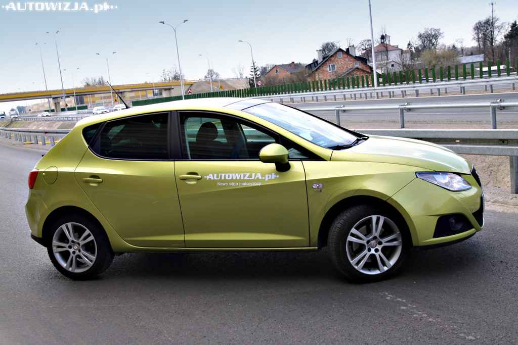 seat ibiza 1 9 tdi auto test motoryzacja. Black Bedroom Furniture Sets. Home Design Ideas