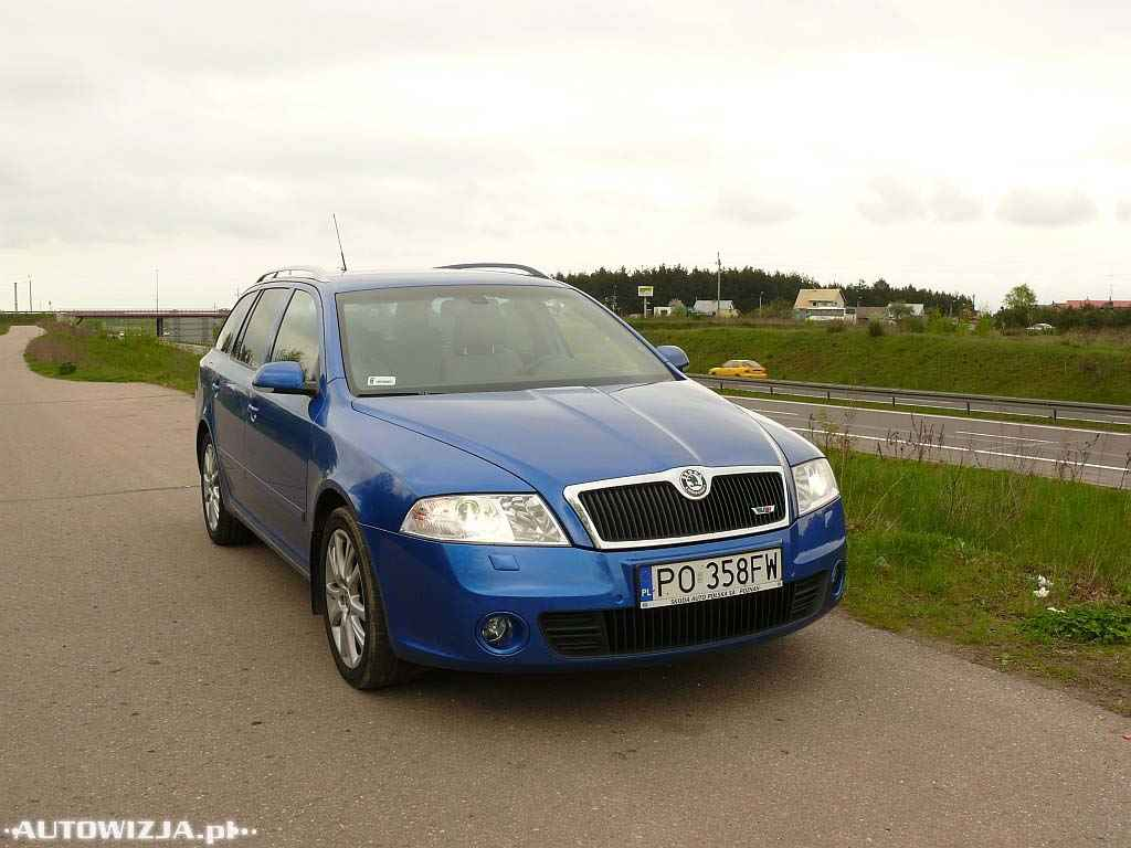 skoda octavia combi rs 2 0 tfsi auto test motoryzacja. Black Bedroom Furniture Sets. Home Design Ideas