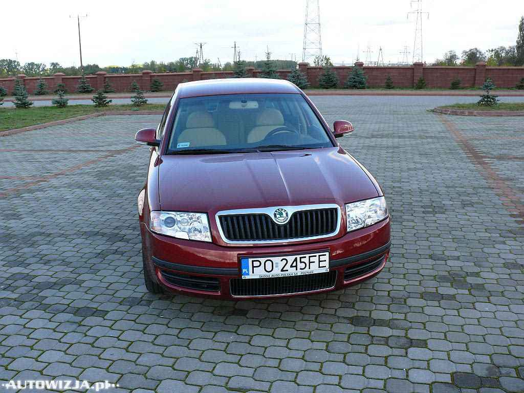 skoda superb 1 9 tdi auto test motoryzacja. Black Bedroom Furniture Sets. Home Design Ideas