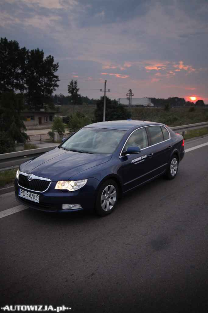 skoda superb ii greenline 1 9 tdi auto test motoryzacja. Black Bedroom Furniture Sets. Home Design Ideas
