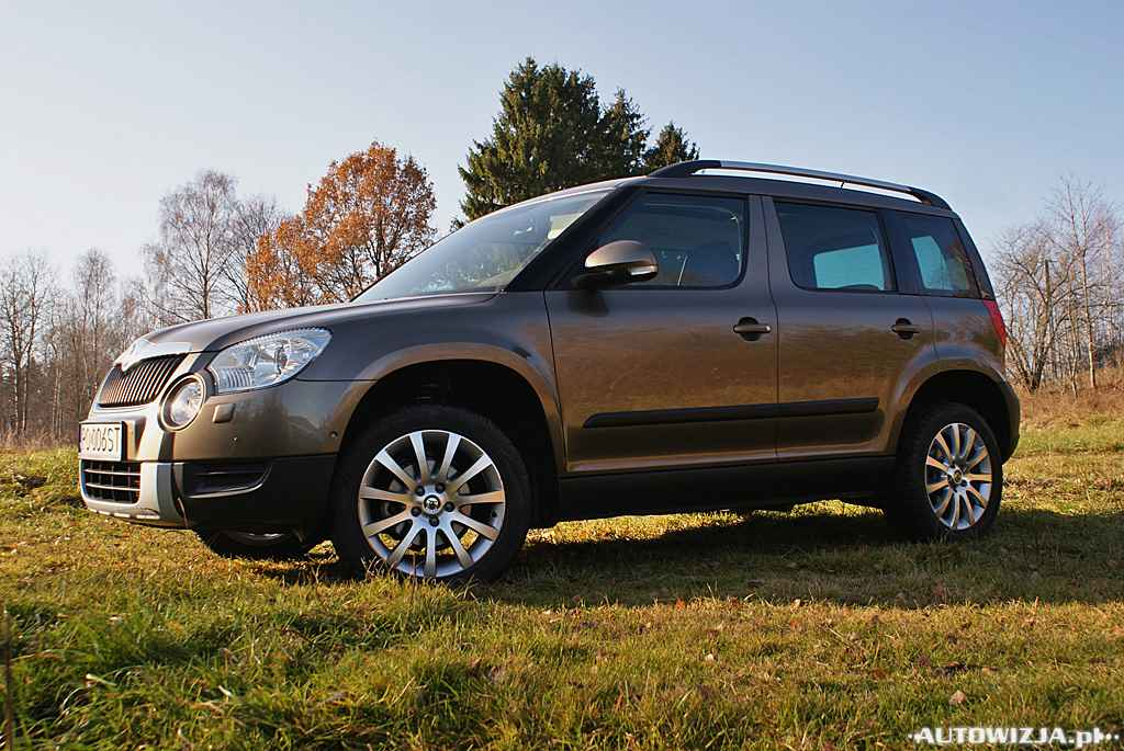 skoda yeti 1 4 tsi experience auto test motoryzacja. Black Bedroom Furniture Sets. Home Design Ideas