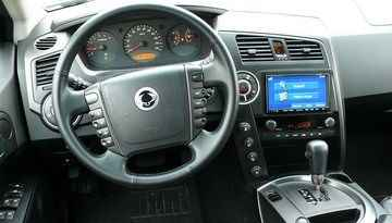 SsangYong New Kyron 200 Xdi