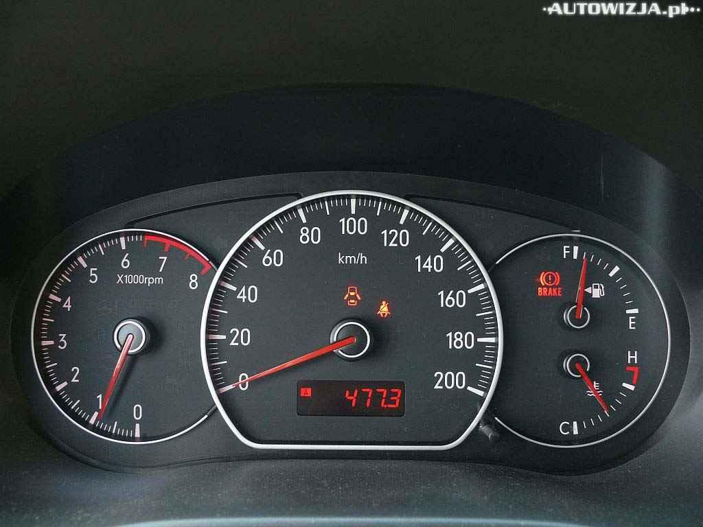 Suzuki Sx4 1 6 Manual Auto Test Autowizja Pl Motoryzacja